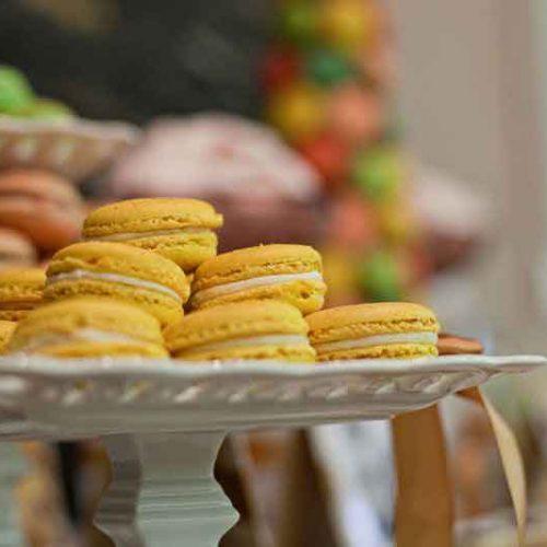 Bar-à--macarons