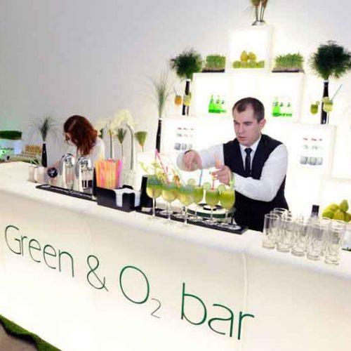 Bar-oxygene