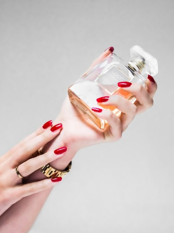stand de bar à ongles en entreprise nail art organization