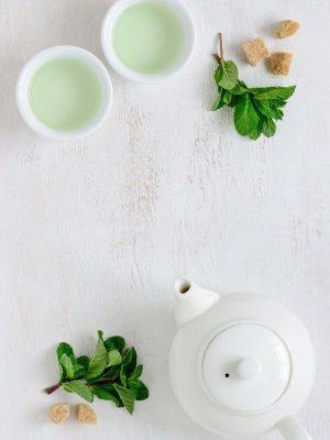 animation bar à thé pour enterprise bien-être traiteur