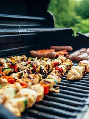animation barbecue traiteur paris