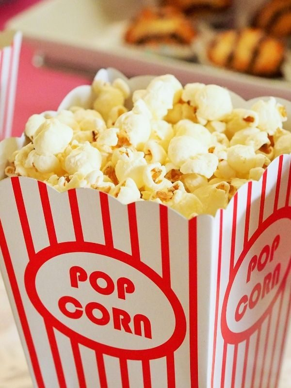 animation pop corn stand gourmand traiteur fête foraine