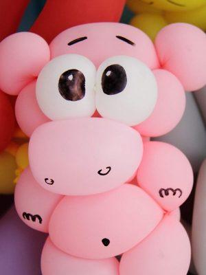 sculpteur sculpture sur ballons pour enfant fête animation événement