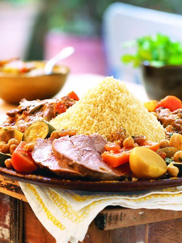 couscous traiteur marocain animation culinaire du maroc