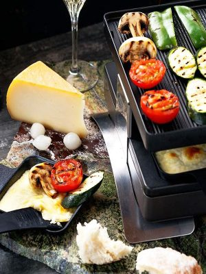 traiteur savoyard animation raclette party