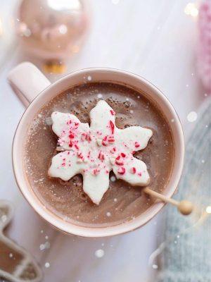animation chocolat chaud noel traiteur événement paris
