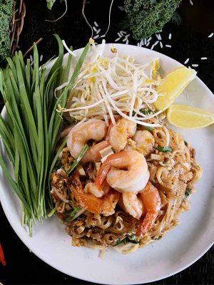 traiteur thai cuisine thailandaise pour buffet entreprise