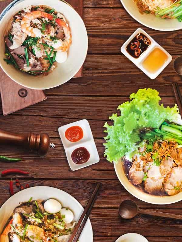 traiteur vietnamien animation bo bun viet cuisine sur paris