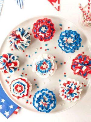 buffet américain traiteur usa dessert donut cupcake