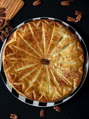galette des rois frangipane traiteur brioches couronne paris buffet épiphanie