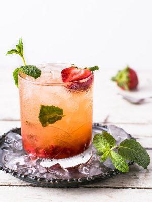 Cocktails originaux animation barman boisson bar