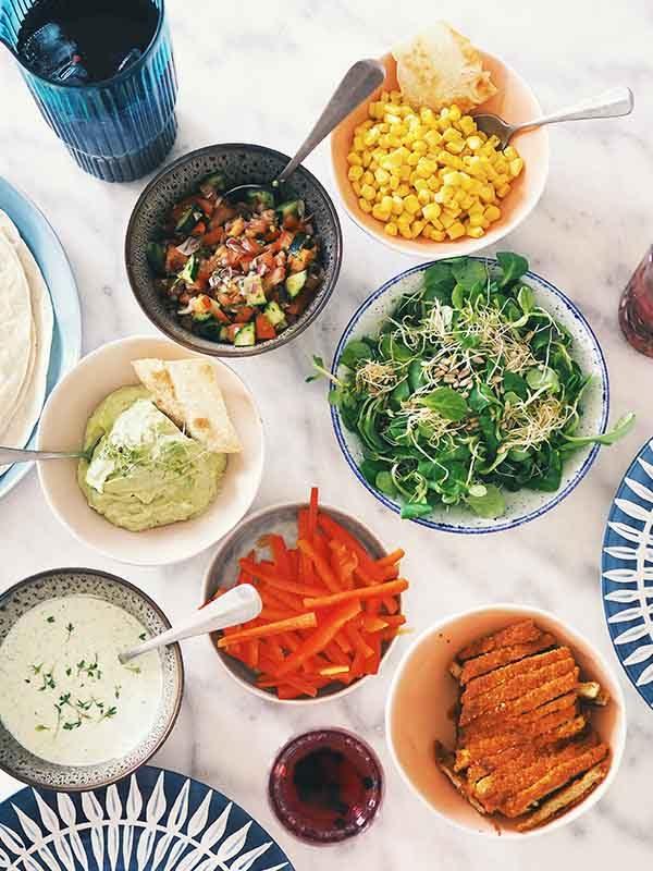petit dejeuner oriental marocain traiteur entreprise specialites paris