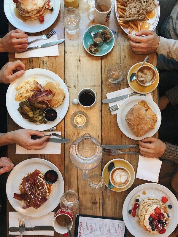 brunch entreprise traiteur paris petit-déjeuner animation conseils