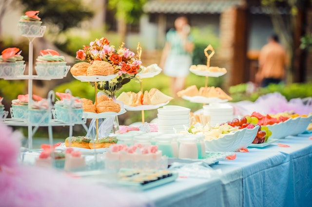 carnaval buffet salarié cupcakes entreprise
